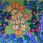 apples spring