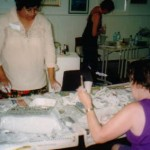 Harmony Day paper clay workshop -  with Graham Hay - Artist